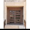 Apartman Giriş Kapısı Bina giriş kapısı,çelik kapı,ferforje çelik kapı,cümle kapı camlı apartman kapısı