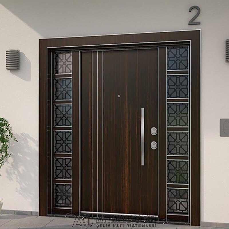 çelik villa kapısı| Villa Kapısı Modelleri Fiyatları | Villa Kapı Modelleri