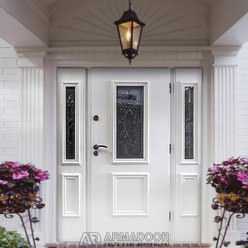 Zekeriyaköy Villa Kapısı| Villa Kapısı Modelleri Fiyatları | Villa Kapı Modelleri