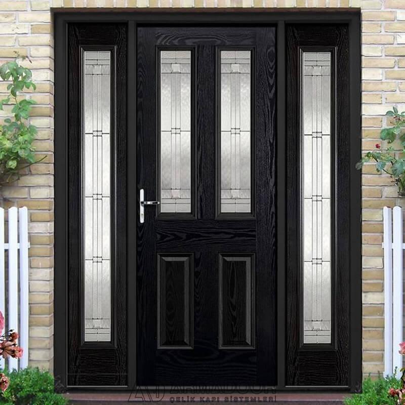 Gümüşyaka Villa Kapısı| Villa Kapısı Modelleri Fiyatları | Villa Kapı Modelleri