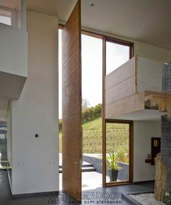 Pivot Çelik Kapı Sistemleri Villa Kapı Modelleri pivot kapı